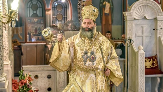 (Δελτίο Τύπου) Πανηγυρική Αρχιερατική Θεία Λειτουργία επί τη εορτή της κατά Σάρκας Περιτομής του Κυρίου ημών Ιησού Χριστού