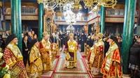 (Δελτίο Τύπου) Πανηγυρικό Αρχιερατικό Συλλείτουργο επί τη Ιερά Μνήμη της Αγ. Κυράννας της Οσσαίας