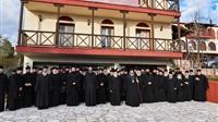 (Δελτίο Τύπου) Η Ε΄ Γενική Ιερατική Σύναξη για το τρέχον εκκλησιαστικό έτος της Ιεράς Μητροπόλεως Λαγκαδά