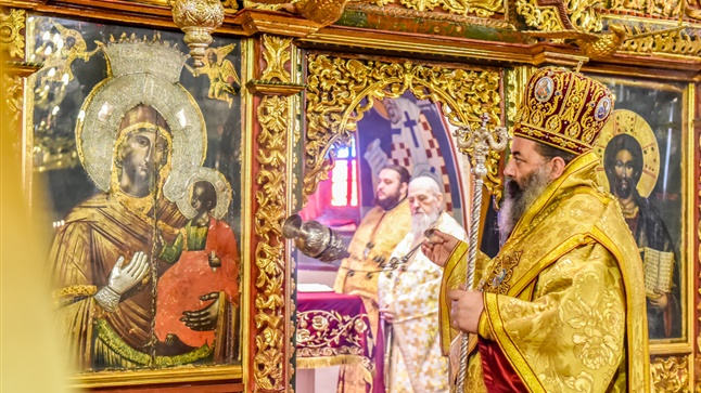 (Δελτίο Τύπου) Η εορτή του Αγίου Αθανασίου εις την Ιερά Μητρόπολη Λαγκαδά, Λητής και Ρεντίνης