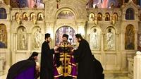 (Δελτίο Τύπου) Ο Εσπερινός της Συγχωρήσεως εις την Ιερά Μητρόπολη Λαγκαδά, Λητής και Ρεντίνης