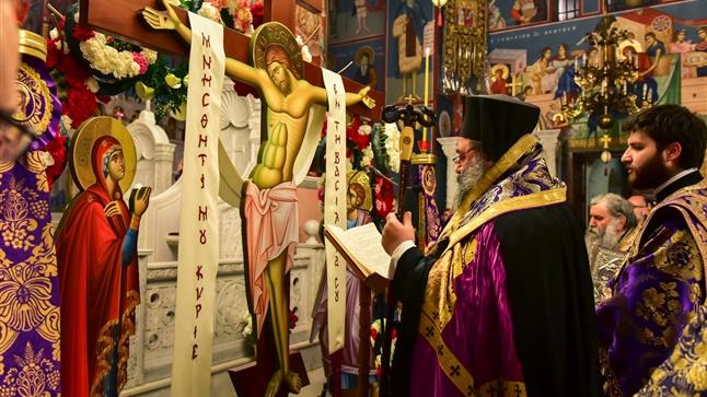 (Δελτίο Τύπου) Η Ακολουθία των Παθών εις την Ιερά Μητρόπολη Λαγκαδά, Λητής και Ρεντίνης