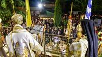 (Δελτίο Τύπου) Η Ακολουθία της Αναστάσεως και η Πανηγυρική Αρχιερατική Θεία Λειτουργία εις τον Ι. Μητροπολιτικό ναό Αγίας Παρασκευής - Λαγκαδά