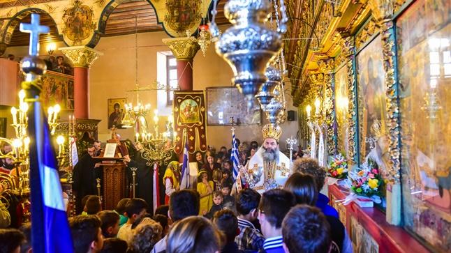 (Δελτίο Τύπου) Εόρτιες Εκδηλώσεις επί τη Ιερά Μνήμη του Αγίου Γεωργίου του Τροπαιοφόρου