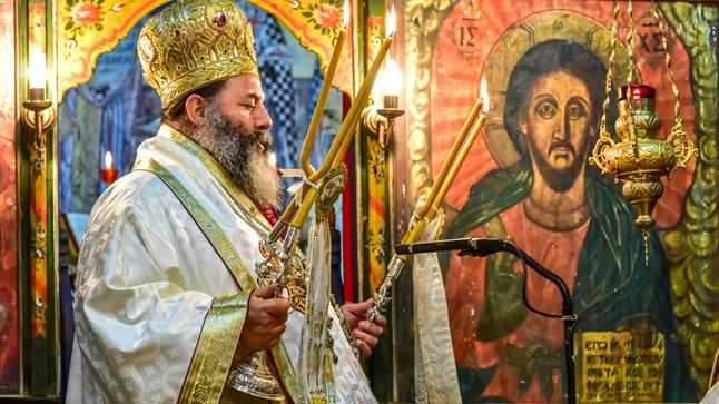 (Δελτίο Τύπου) Εόρτιες Λατρευτικές εκδηλώσεις εις τον Ιστορικό Ιερό ναό Αγίου Αθανασίου - Χωρούδας