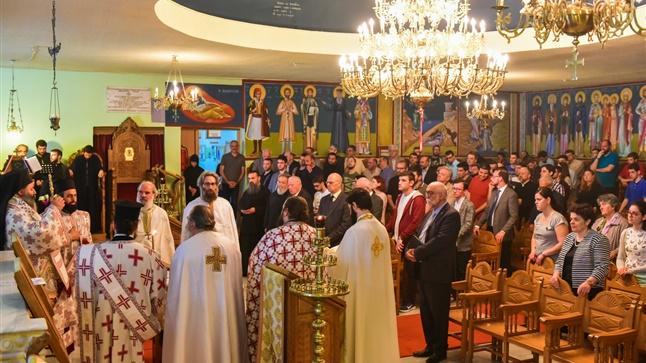 (Δελτίο Τύπου) Ετήσιο Μνημόσυνο των προαπελθόντων καθηγητών της Θεολογικής Σχολής
