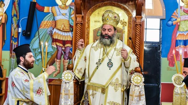 (Δελτίο Τύπου) Πανηγυρική Αρχιερατική Θεία Λειτουργία επί τη Ιερά Μνήμη του Αγ. Ιωάννου του Θεολόγου