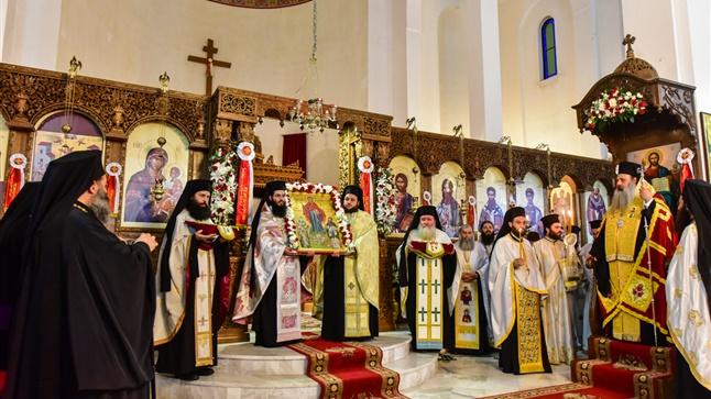 (Δελτίο Τύπου) Μέγας Πανηγυρικός Πολυαρχιερατικός Εσπερινός επι τη Ιερά Μνήμη των Αγ. Κυρίλλου και Μεθοδίου