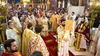 (Δελτίο Τύπου) Πανηγυρική Αρχιερατική Θεία Λειτουργία εις τον Ιερό ναό Αγ. Θεράποντος - Θεσσαλονίκης