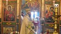 (Δελτίο Τύπου) Αρχιερατική Θεία Λειυουργία εις τον Ιερό ναό Αγίου Νικολάου - Λαγυνών