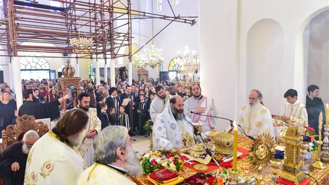 (Δελτίο Τύπου) Εόρτιες εκδηλώσεις επί τη Ιερά Μνήμη του Γενεθλίου του Τιμίου Προδρόμου
