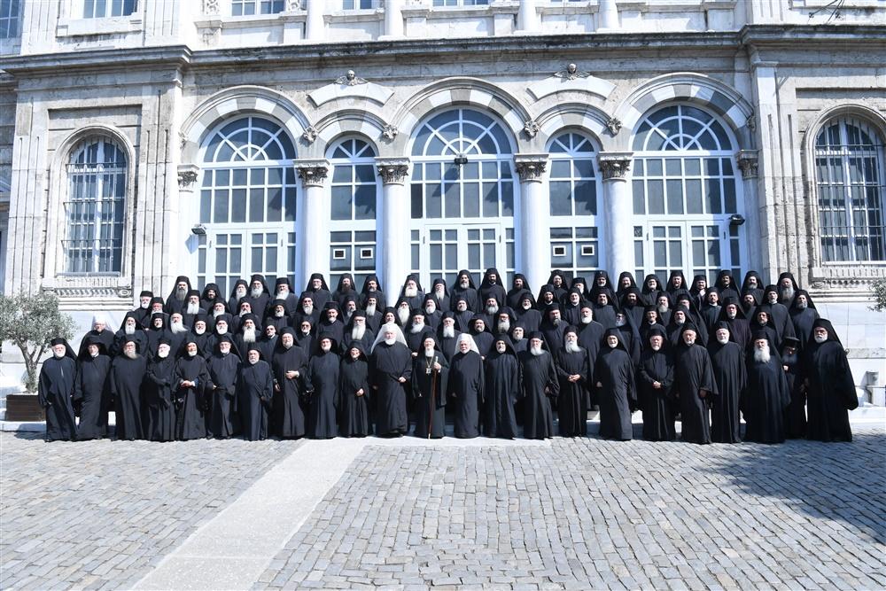 - (Δελτίο Τύπου) Αρχή του νέου εκκλησιστικού έτους εις τον Ιερό Πατριαρχικό ναό Αγίου Γεωργίου - Φαναρίου