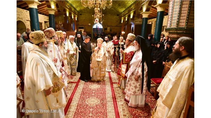 (Δελτίο Τύπου) Εόρτιες εκδηλώσεις επί τη Ιερά Μνήμη της ευρέσεως των Ιερών Λειψάνων της Αγ. Κυράννας της Οσσαίας