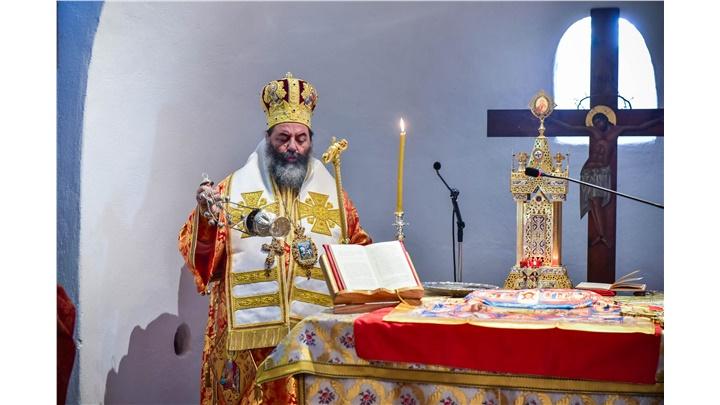 (Δελτίο Τύπου) Πανηγυρική Αρχιερατική Θεία Λειτουργία επί τη εορτή της Ανακομιδής Λειψάνων του Αγίου Γεωργίου του Τροπαιοφόρου