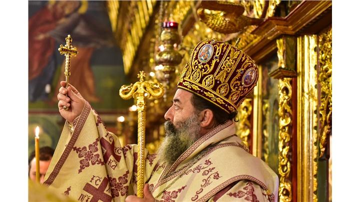 (Δελτίο Τύπου) Ο Ιησούς Χριστός πρέπει να είναι Εκείνος που θα κατοικεί στην καρδιά μας, ώστε να αποτελεί το κέντρο της ζωής και της σκέψης μας
