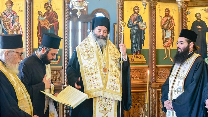 (Δελτίο Τύπου) Τρισάγιο στην μνήμη του μακαριστού Ιερομονάχου Αιμιλιανού εις το Ι. Παρεκκλήσιο του Επισκοπείου της Μητροπόλεως