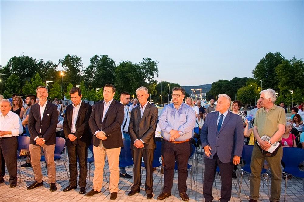 - (Δελτίο Τύπου) Τελέσθηκε ο Αγιασμός, επί τη ενάρξη του 38ου Πανελλήνιου Φεστιβάλ Βιβλίου Θεσσαλονίκης