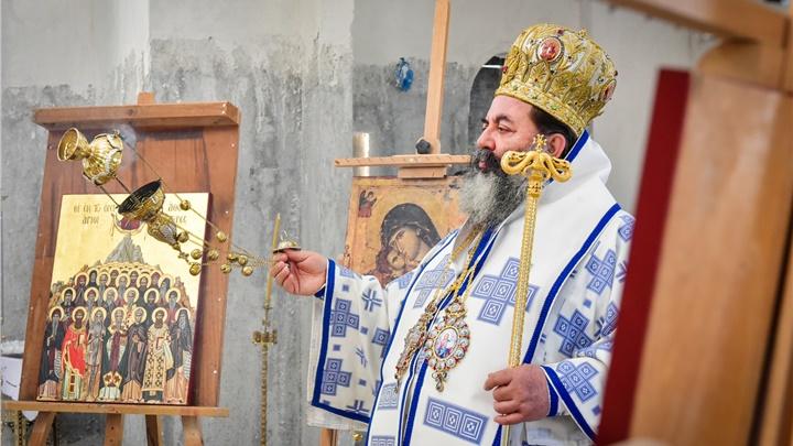 (Δελτίο Τύπου) Αρχιερατική Θεία Λειτουργία εις την Ιερά Μονή Μεταμορφώσεως του Σωτήρος - Σοχού