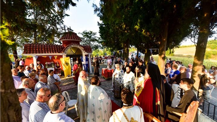 (Δελτίο Τύπου) Μέγας Πανηγυρικός Αρχιερατικός Εσπερινός επί τη εορτή της Μνήμης των Επτά Παίδων Μακκαβαίων