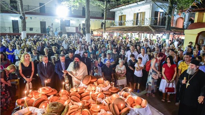 (Δελτίο Τύπου) Μέγας Πανηγυρικό Εσπερινό επί τη εορτή του Γενεθλίου της Υπεραγίας Θεοτόκου, εις το Ιερό Προσκύνημα της «Παναγίας Περπατούσης» Ηρακλείου Λαγκαδά.