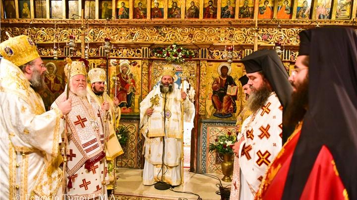 (Δελτίο Τύπου) Ιερά Αγρυπνία επίτηευκαιρία της ενθυμήσεως του γεγονότος, της κατά θαυμαστό τρόπο ανευρέσεως και ανακομιδής των Χαριτοβρύτων και Σεπτών Ιερών Λειψάνων της Αγίας Νεοπαρθενομάρτυρος Κυράννης