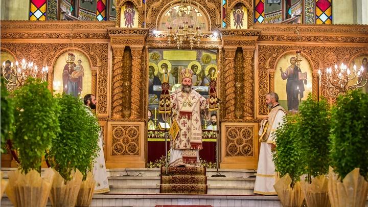 (Δελτίο Τύπου) Σκοπός της ζωής μας μέσα στην Εκκλησία δεν είναι να γίνουμε καλοί άνθρωποι, αλλά θεούμενοι άνθρωποι, να ενωθούμε με τον Θεό και να γίνουμε κατά χάριν Θεοί