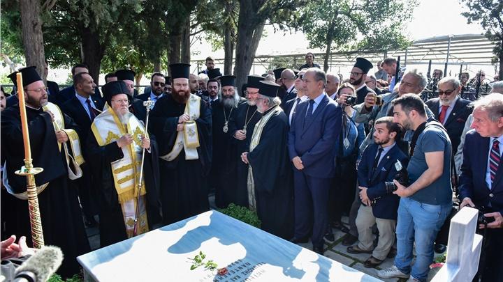 (Δελτίο Τύπου) Η Α.Θ.Π. ο Οικουμενικός Πατριάρχης κ.κ. Βαρθολομαίος στην πόλη της Θεσσαλονίκης