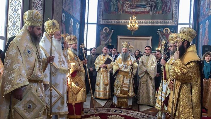 (Δελτίου Τύπου) Η εορτή του Αγίου Νικολάου και τα Ονομαστήρια του Μητροπολίτου Φιλιππουπόλεως (Plovdiv)κ.κ. Νικολάου