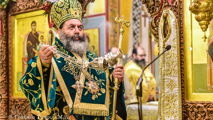 (Δελτίο Τύπου) Η εορτή της Συνάξεως της Υπεραγίας Θεοτόκου εις την Ιερά Μητρόπολη Λαγκαδά, Λητής και Ρεντίνης