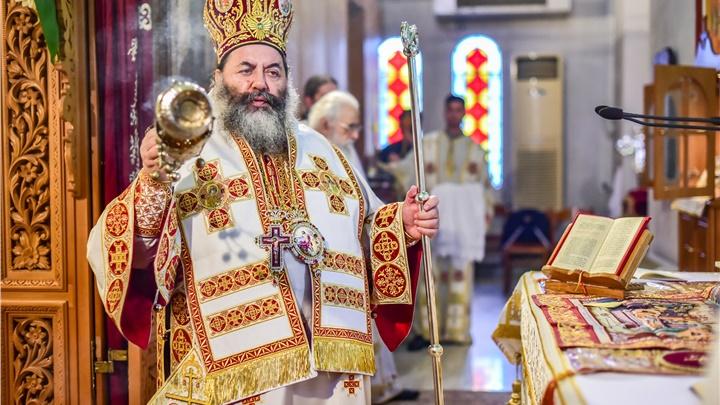 (Δελτίο Τύπου) Πανηγυρική Αρχιερατική Θεία Λειτουργία επί τη εορτή των Αγ. Κωνσταντίνου και Ελένης