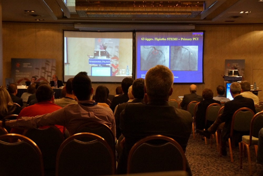 15kebe - 15ο Βορειοελλαδικό Καρδιολογικό Συνέδριο
