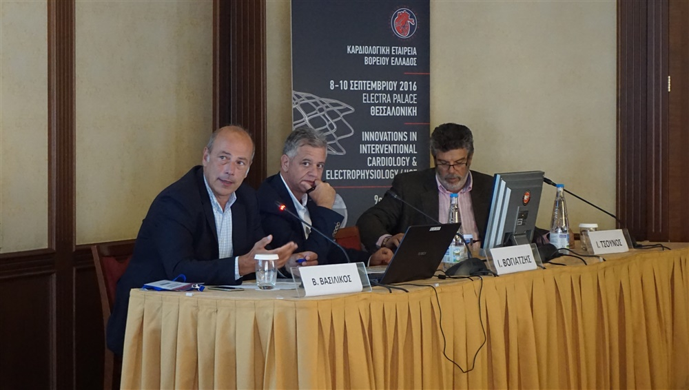 - 9o Συνέδριο Επεμβατικής Καρδιολογίας και Ηλεκτροφυσιολογίας IICE