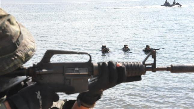 Υποβρύχιοι Καταστροφείς - Οι Βατραχάνθρωποι σε αμφίβιες επιχειρήσεις...