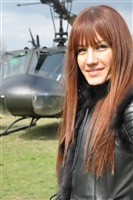Η Ειρήνη Συράκη με την κάμερα του livemedia στο ΚΕΑΠ