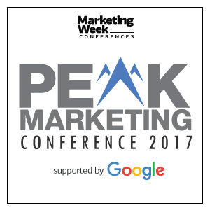 Peak Marketing Conference 2017