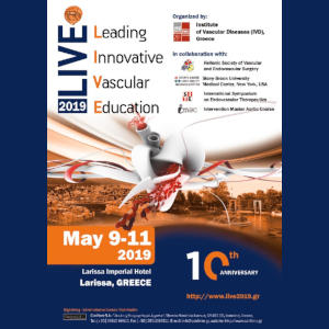 LIVE 2019 - Leading Innovative Vascular Education