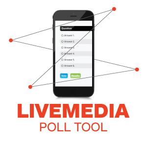 livemedia poll