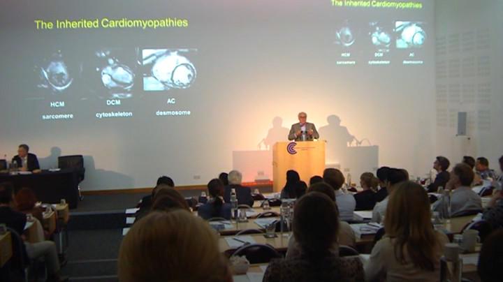 Prof William J McKenna - Livemedia - Livestreaming and archiving
