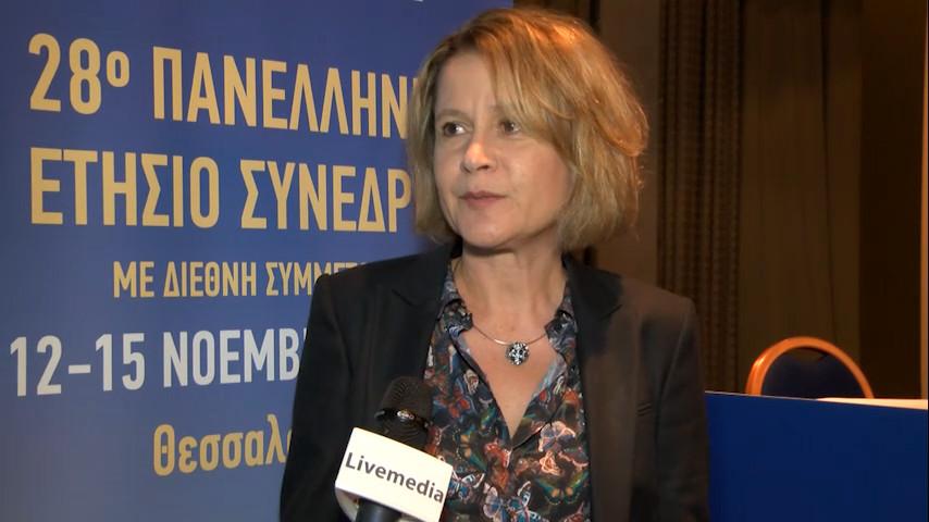 Καλλιόπη Κώτσα - Διαβητολογικής Εταιρείας Βόρειας Ελλάδας
