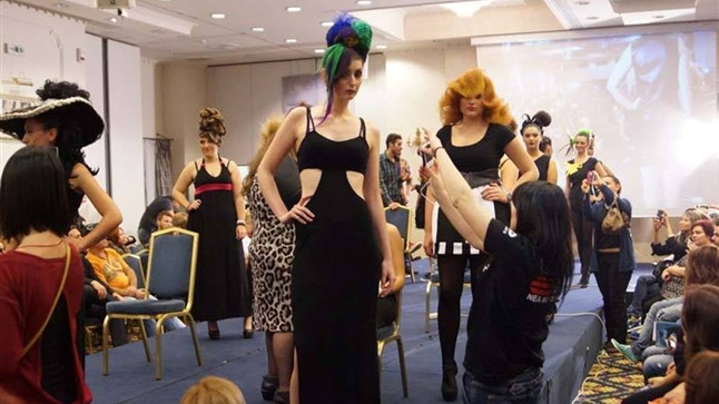 19th Balkan Festival Coiffure and Make-up in Thessaloniki