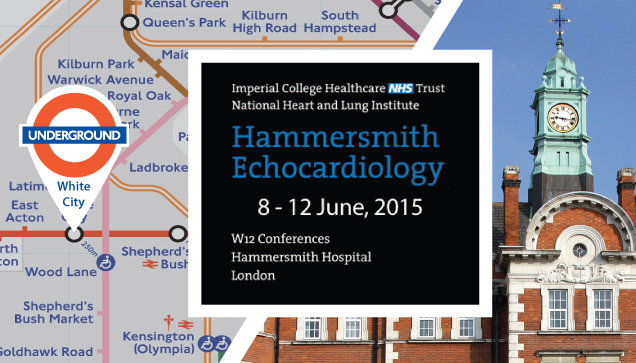 Hammersmith Echocardiology Conference 2015