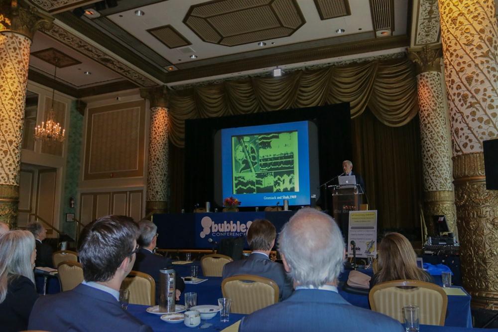 Bubble Conference Presentation