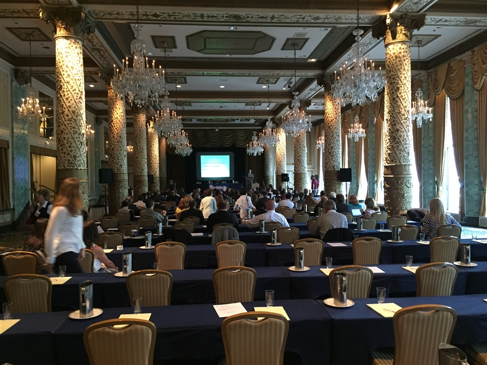 Bubble Conference Presentations