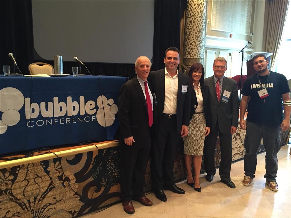 Bubble Conference