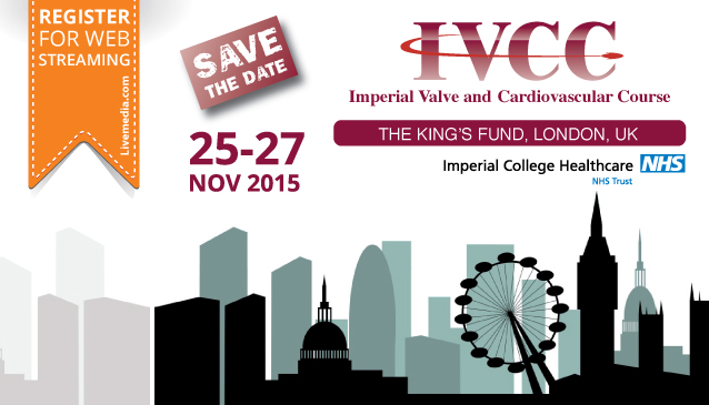 Congresses | Imperial Valve and Cardiovascular Course 2015