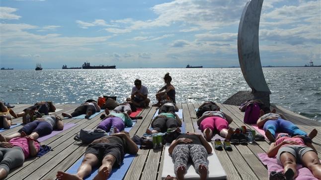 4th Thessaloniki Open Yoga Day Festival