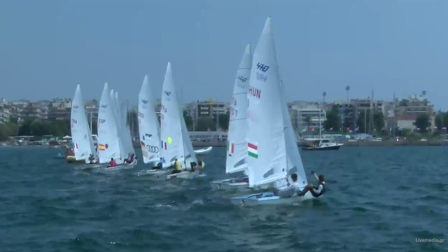 Sports | Παγκόσμιο Πρωτάθλημα Ιστιοπλοΐας κλάσης 470 Νέων
