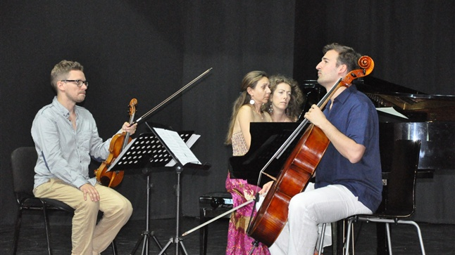 Idée Fixe enseble | 5ο Διεθνές Φεστιβάλ Μουσικής Συνθέρμια +...
