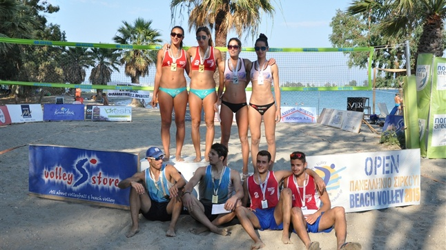 North Area Beach Volley Circuit 2015 | 3ο Τουρνουά