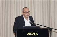 Κωνσταντίνος  Λέτσας - Καρδιολόγος, Επιμελητής Α', Β' Καρδιολογική Κλινική, Γ.Ν. «Ο Ευαγγελισμός», Αθήνα